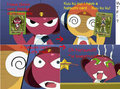 Kururu and Giroro - sgt-frog-keroro-gunso photo