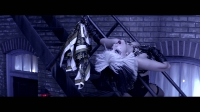 Lady Gaga - The Edge of Glory video captures