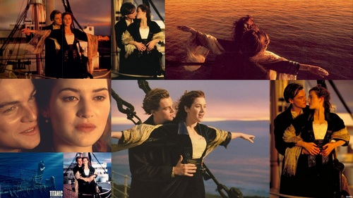 Leonardo DiCaprio- Titanic