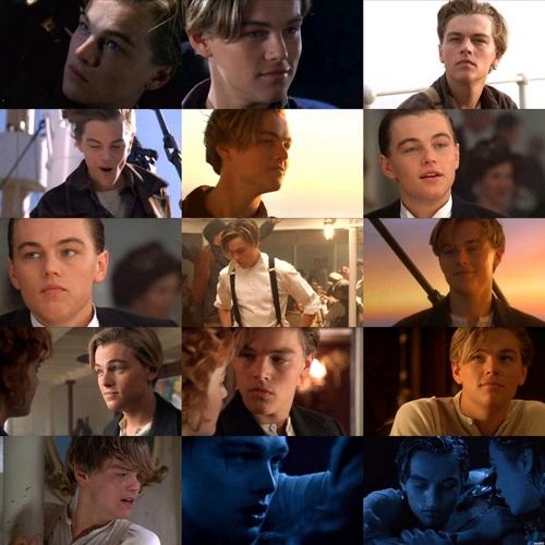 Leonardo DiCaprio-Titanic