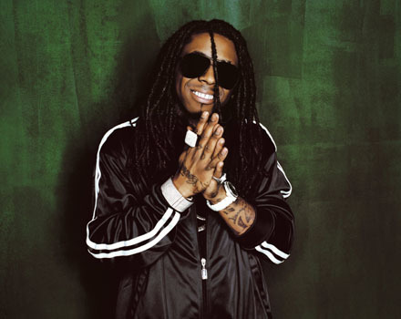 Lil' Wayne wallpaper probably with sunglasses called Lil Wayne