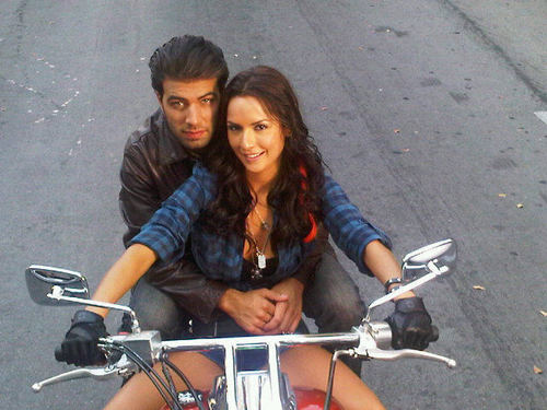Lola & Andres ♥