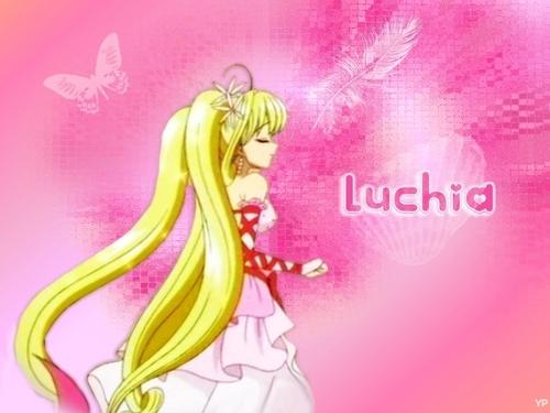 Lucia Nanami Обои 2