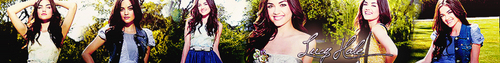 Lucy Hale [Banner]