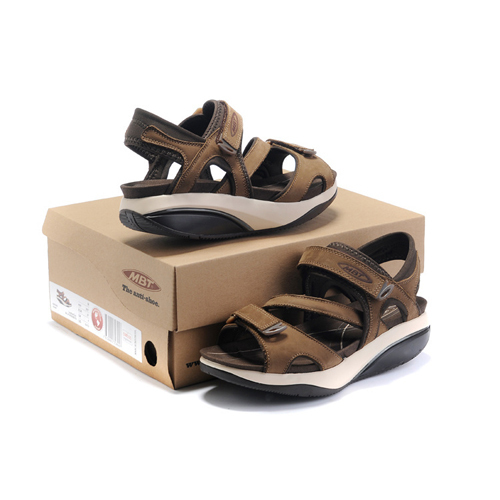 New Mbt Womens Sandals Shoes Swala In Gold Product Code Mbt Womens Sandals