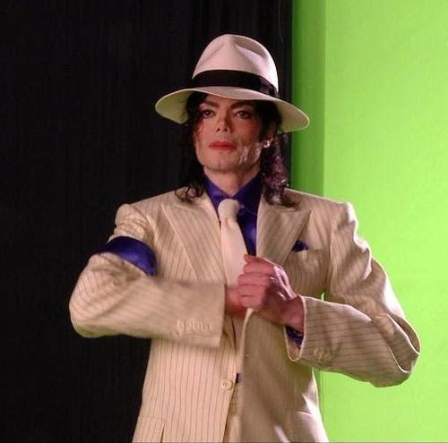 Making of This Is It's Smooth Criminal