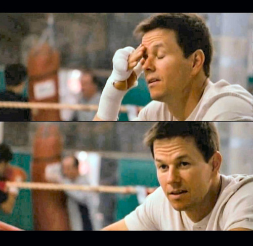 Mark Wahlberg- The Fighter