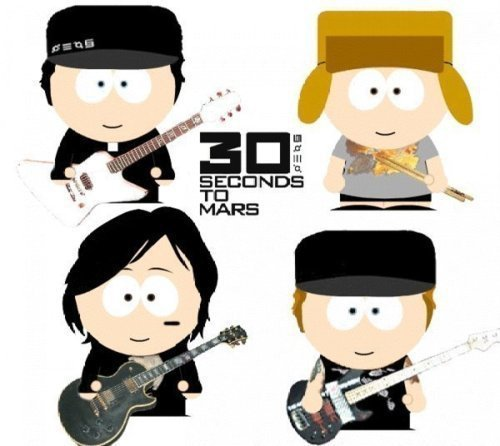 Mars - South Park