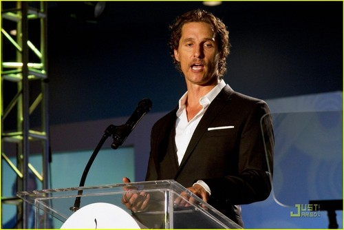Matthew McConaughey: Think Together with j.k. livin'!