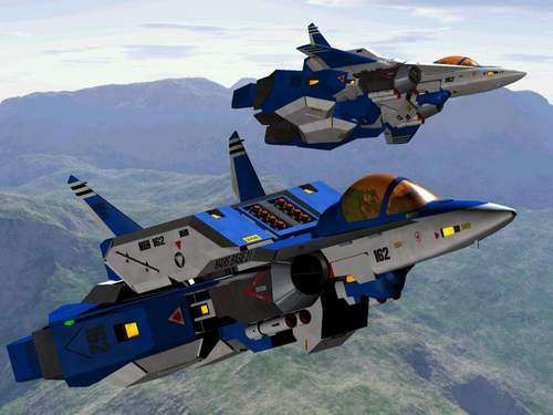 AFC-01H Legioss - Armo-Fighter
