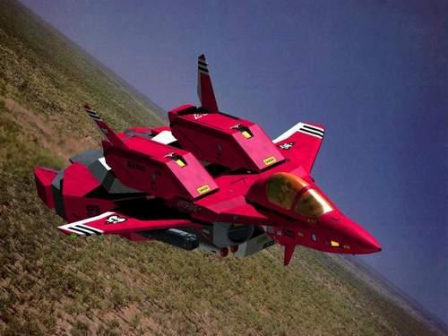 AFC-01Z Legioss - Armo-Fighter