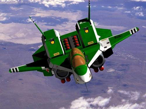 AFC-01I Legioss - Armo-Fighter