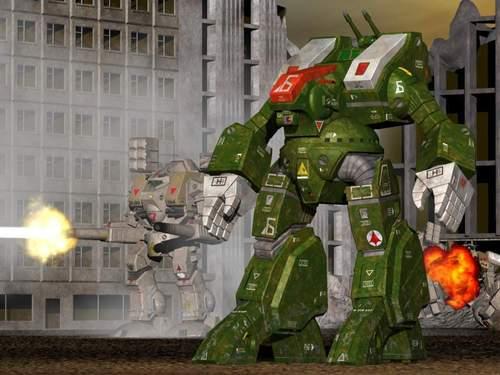 MBR-07-MkII Destroid Spartan