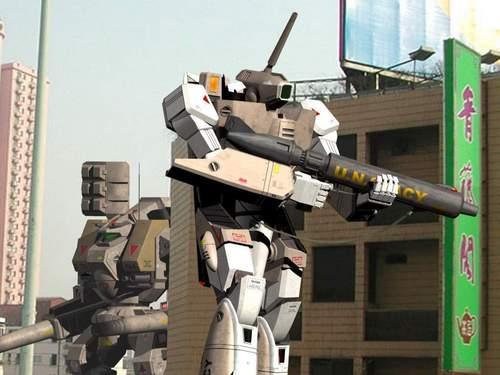 VF-1A Battroid Valkyrie