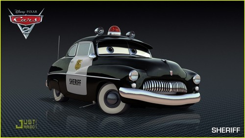 Meet 'Cars 2' Characters!