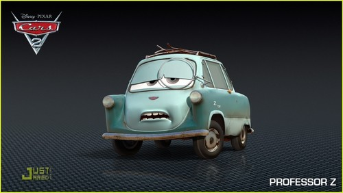 Meet 'Cars 2' Characters!