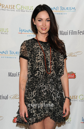 Megan Fox: 2011 Maui Film Festival in Wailea, HI, Jun 15
