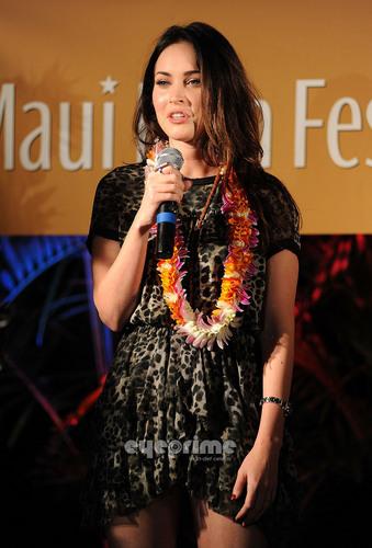 Megan Fox: 2011 Maui Film Festival in Wailea, HI, Jun 15