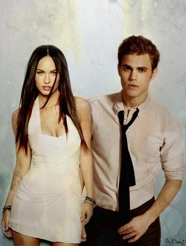 Megan and Paul?