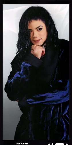 Michael Jackson VIBE Mag