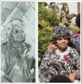 Michael's grandma,joe's mother crystal - michael-jackson photo
