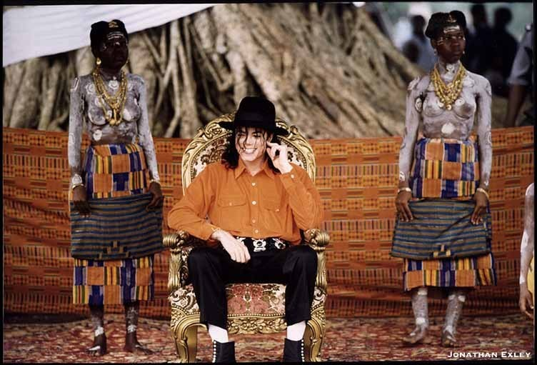 Michael, the African King