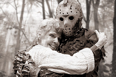 Friday the 13th wallpaper called Mother and Son