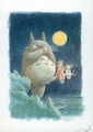My Neighbor Totoro - studio-ghibli photo