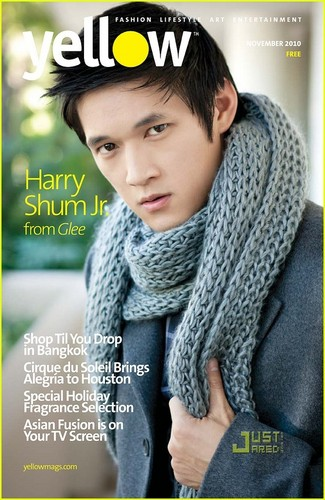 Harry Shum Jr. wallpaper titled My mike