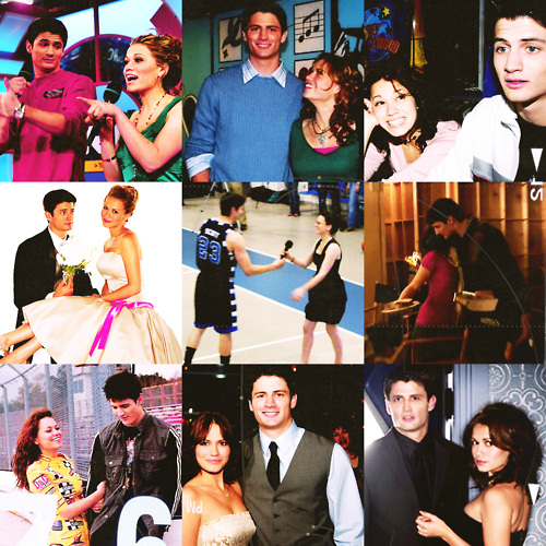 Nathan & Haley ♡