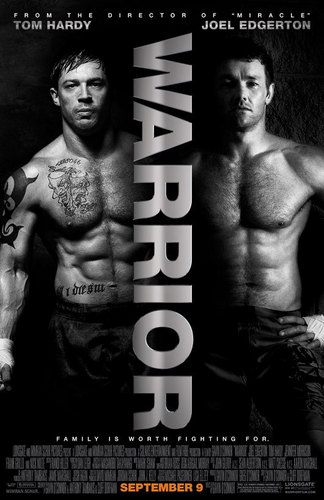 New Warrior Poster