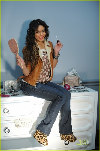 New outtakes of Vanessa Hudgens for Candies in the Fall 2011 Back-to-School collection