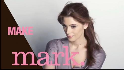 New تصاویر of Ashley Greene for Mark!