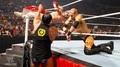 Nexus interferes in Mysterio vs Christian (all star Raw)