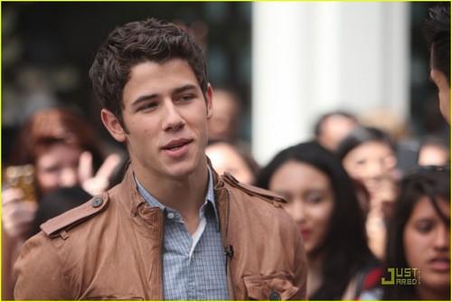 Nick Jonas is a Grove Guy