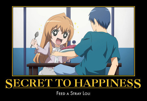 OHSHC and Toradora! motivational posters