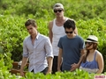 Out with Garrett Hedlund & Marafiki (July 15th 2011)