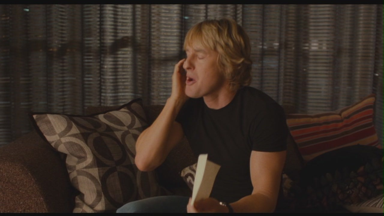 "Owen Wilson in ""How Do Ты Know"""