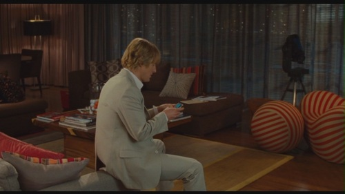 "owen wilson wallpaper with a family room and a living room titled Owen Wilson in ""How Do anda Know"""