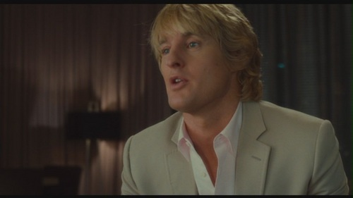 """owen wilson wallpaper possibly with a business suit, a suit, and a three piece suit called Owen Wilson in """"How Do anda Know"""""""
