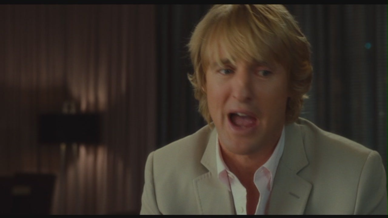 """Owen Wilson in """"How Do bạn Know"""""""