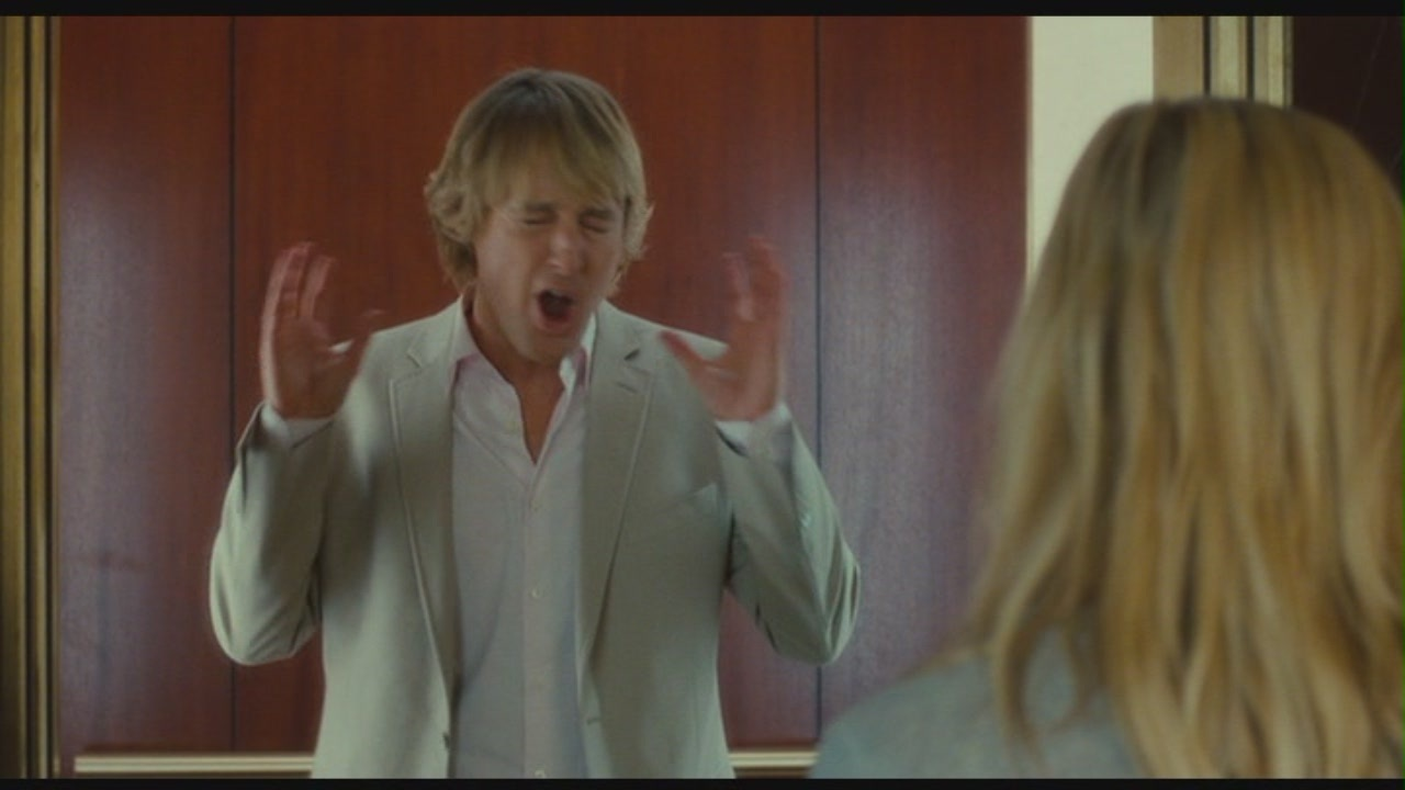"Owen Wilson in ""How Do u Know"""