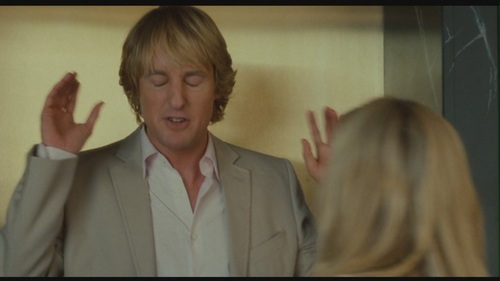"""owen wilson wallpaper containing a business suit and a suit entitled Owen Wilson in """"How Do anda Know"""""""