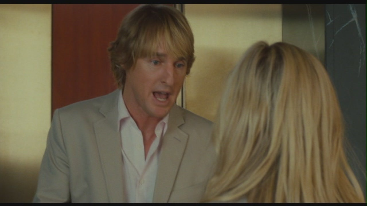 "Owen Wilson in ""How Do anda Know"""