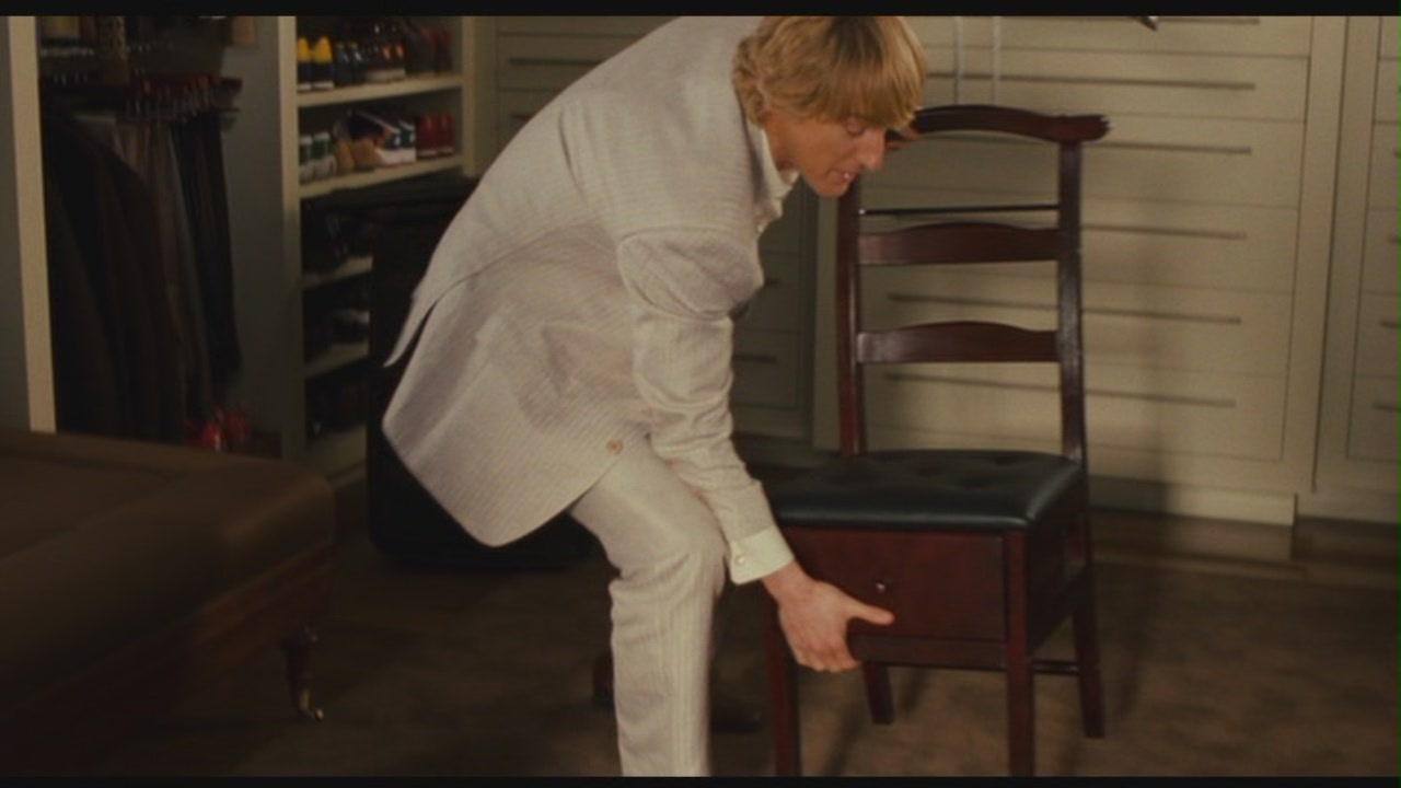 """Owen Wilson in """"How Do anda Know"""""""