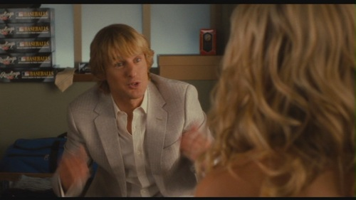 "owen wilson wallpaper possibly containing a business suit, a brasserie, and a portrait titled Owen Wilson in ""How Do anda Know"""