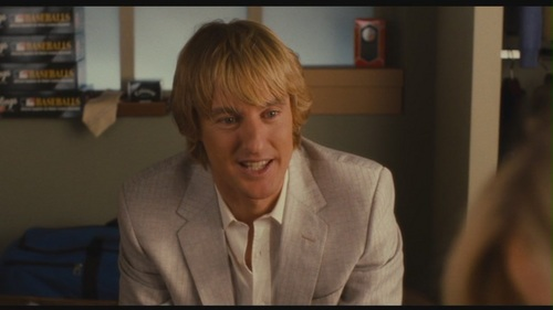 "owen wilson wallpaper containing a business suit titled Owen Wilson in ""How Do anda Know"""