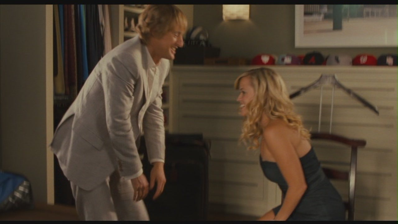 "Owen Wilson in ""How Do Du Know"""