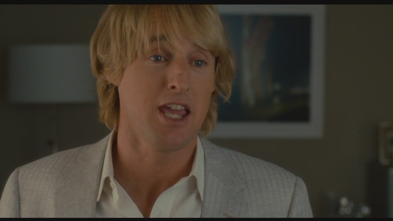 "Owen Wilson in ""How Do bạn Know"""