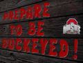 PREPARE TO BE BUCKEYED !